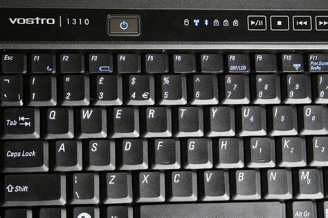microsoft word wrong keyboard layout dell vostro 1310 keyboards come with different and