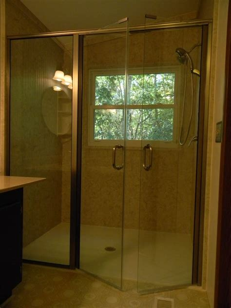 Handicap Shower Doors Handicap Shower With Color Accents Ada Shower Doors