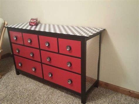 Lightning Mcqueen Dresser by Lightning Mcqueen Dresser