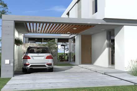 cocheras abiertas modernas garajes modernos ideas e inspiraci 243 n homify