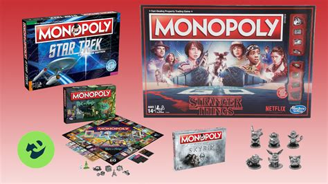 best monopoly the 20 best editions of monopoly for niche board