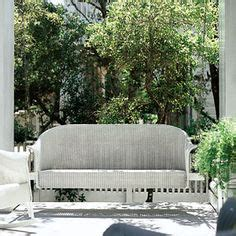 white wicker porch swing 1000 images about southern shade porches on pinterest