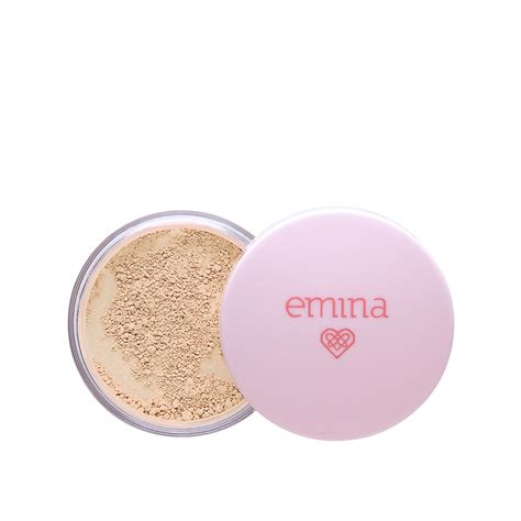 Jual Blush On Emina by Jual Makeup Bare With Me Mineral Powder Sociolla
