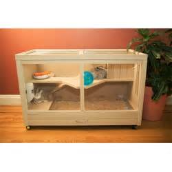 Fancy Rabbit Hutches New Rabbit Hutches Provide More Options To House Your Pet