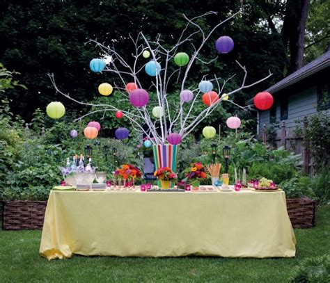 backyard decorations party garden party ideas throw a summer party guests will remember