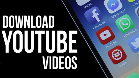 download youtube to iphone a complete guide to downloading youtube videos to iphone