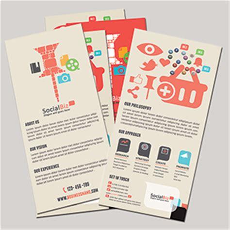 vistaprint rack card template 4 215 9 rack card template free cosmecol