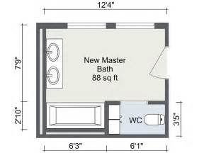 Bathroom Plans roomsketcher bathroom remodel floor plan