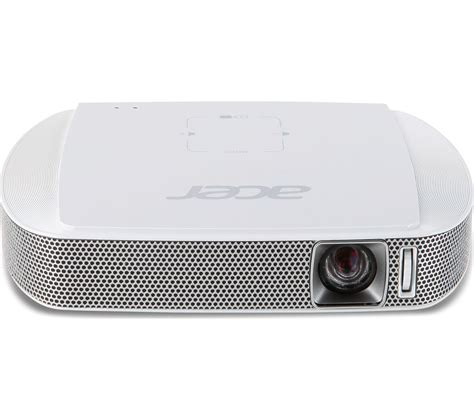 Proyektor Acer Mini buy acer c205 throw portable projector free delivery currys