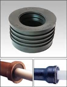 considering attaching pvc pipe to cast iron drain with