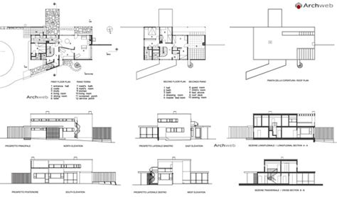 Gropius House Wikipedia The Free Encyclopedia Gropius House Plan