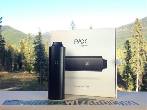 pax vape tutorial pax vaporizer review vaporizerwizard com