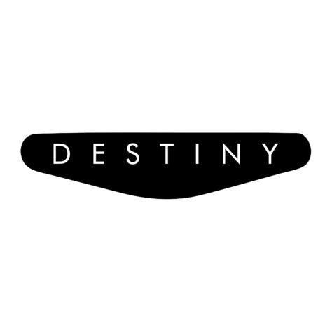 Destiny Ps4 Aufkleber destiny schriftzug play station ps4 lightbar sticker