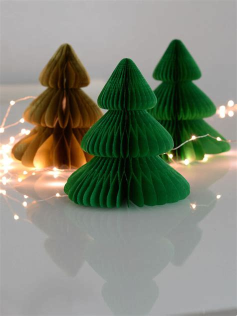 christmas decorations with tissue paper tree tissue paper honeycomb room decorations 20cm ebay