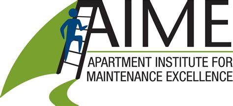 Certification For Apartment Maintenance Technician Apartment Institute For Maintenance Excellence Aime