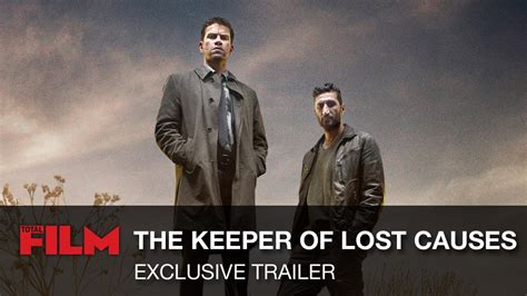 the keeper of lost the keeper of lost causes trailer youtube