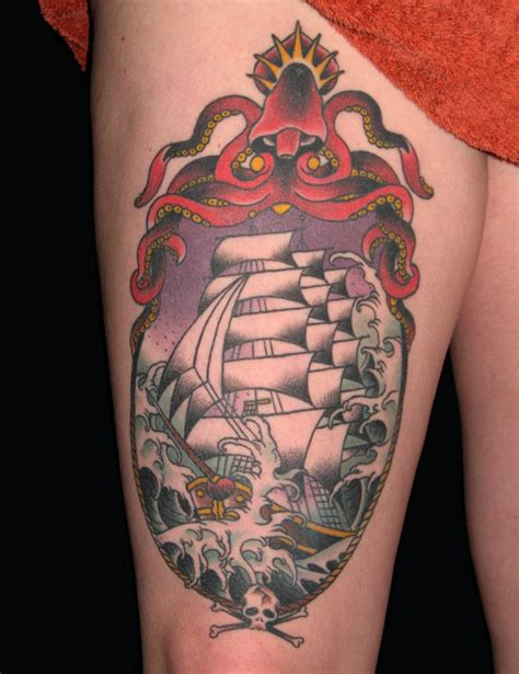 traditional sailor jerry tattoo designs kraken tattoos designs ideas and meaning tattoos for you