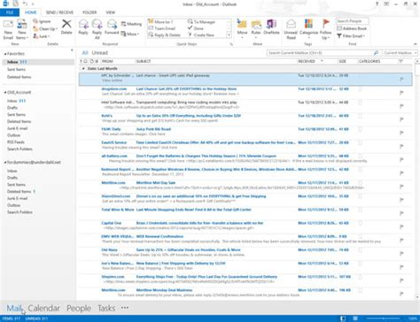 yahoo layout change 2016 change the appearance of the outlook 2013 reading pane