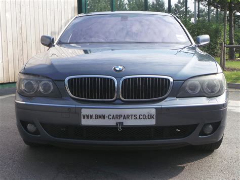 vehicle repair manual 2005 bmw 745 spare parts catalogs 2005 bmw 7 series 750i li 4 door saloon petrol automatic breaking for used and spare parts