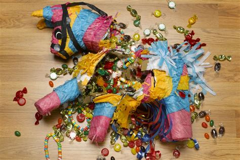Pinatas Hit what if pinatas hit back the return of the modern philosopher