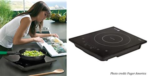 fagor portable induction cooktop six new products at the international home housewares