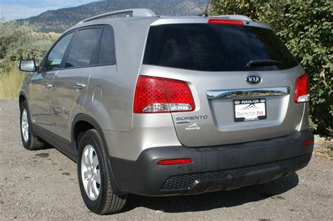 Kia Suv With Third Row Seating 2013 Kia Sorento Lx 3rd Row Seats 24 499 Penticton