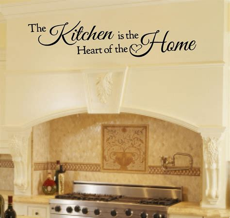 wall quotes kitchen quotes vinyl wall sayings
