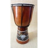 Kendang Djembe 30 Cm Painting djembe percussions percussions djemb 233 boutique jade