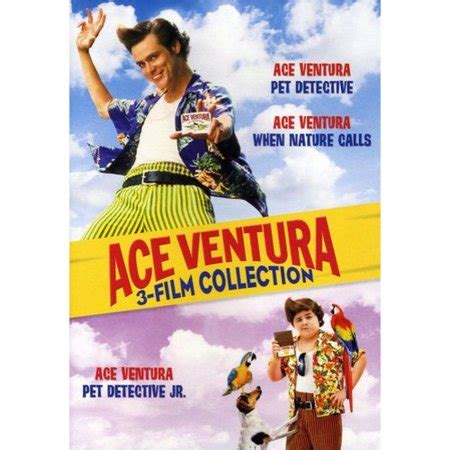 ace ventura film collection ace ventura pet detective