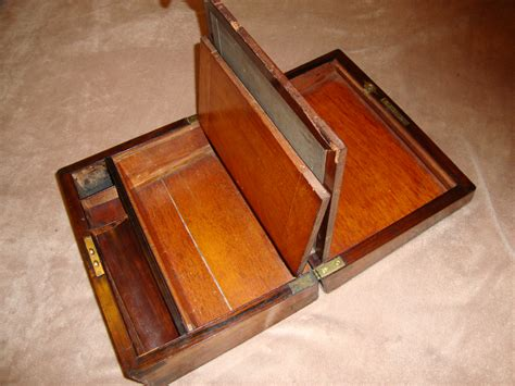 Wooden Laptop Desk 1000 Images About Antique Desk Sets On Pinterest Papier Mache And