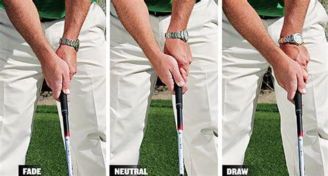 strong golf grip swing grip release golf tips magazine