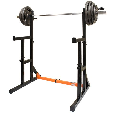 bench press kit mirafit hd adjustable fid weight bench squat rack dip