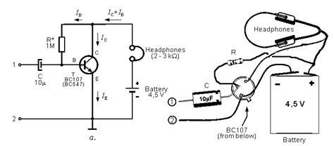 transistor 2n3055 working transistors