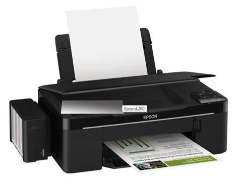 Driver Epson L200 | epson l200 driver download free printer drivers