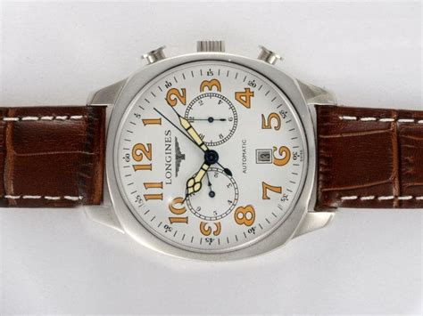 replica great longines evidenza working chronograph with