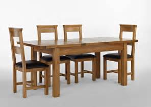 Extendable Oak Dining Table And Chairs Knightsbridge Oak Extending Dining Table 4 Or 6 Knightsbridge Oak Dining Chairs