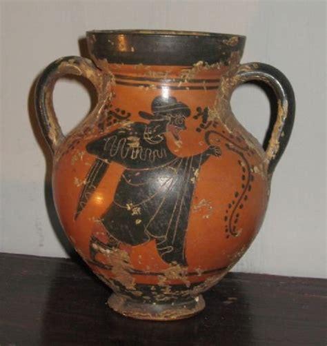 Attic Vase by Attic Style Vase 173919 Sellingantiques Co Uk