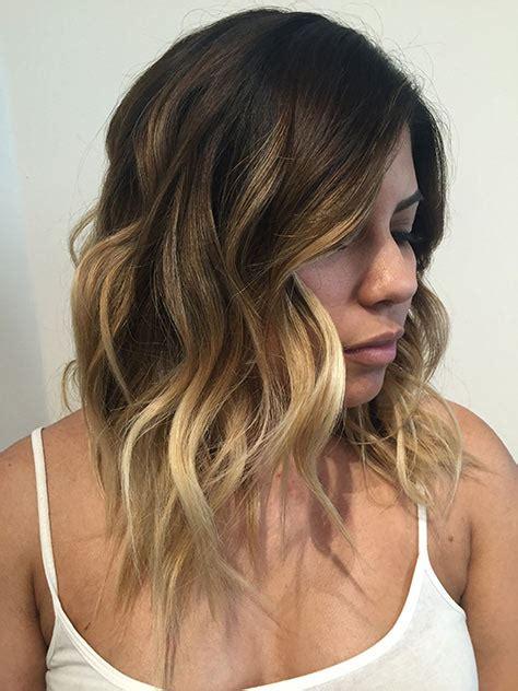 how to blow dry a bob hair cut blow dry bar alex s salon