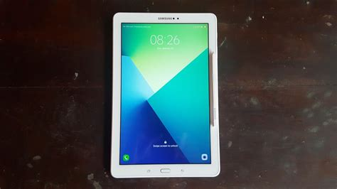 Tablet Samsung Khusus Permainan Review Samsung Galaxy Tab A 2016 With S Pen Tablet Khusus Produktivitas Page 5 Of 10 Telset