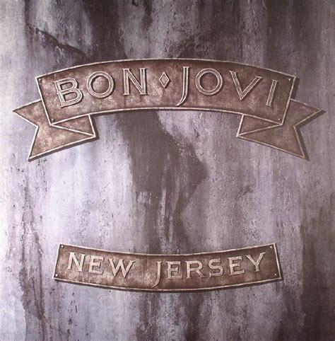 Patch Bon Jovi New Jersey bon jovi new jersey remastered vinyl at juno records