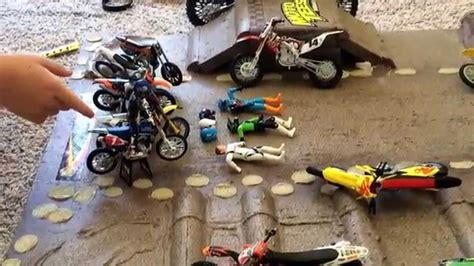 motocross toy bikes toy dirtbike collection youtube