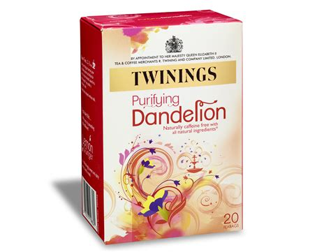 Detox Tea Twinings Review by Purifying Dandelion 20 Tea Bags Fruit Herbal Twinings