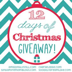 12 Days Of Christmas Giveaway - m i c e 12 days of christmas day 11 giveaway alert all about cherieladie