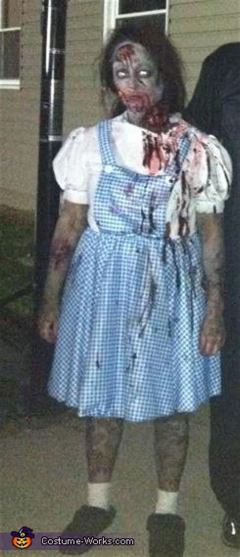 diy costumes   zombie dorothy costume works
