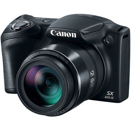Kamera Olympus E1 canon powershot sx410 is with 20 megapixels and 40x