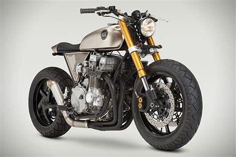 honda nighthawk custom by classified moto hiconsumption