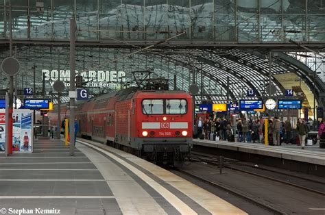 Zoologischer Garten Nach Brandenburger Tor by 114 005 Mit Dem Re7 Re 18262 Berlin Zoologischer