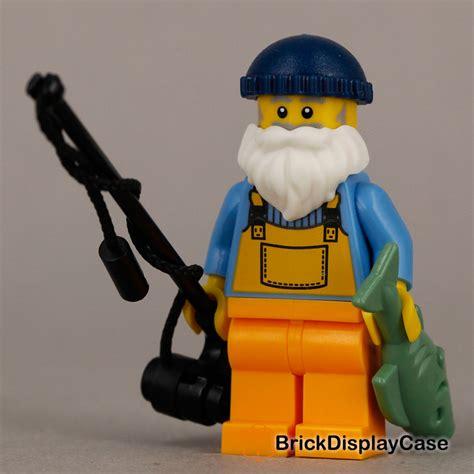 Lego Minifigure Series 5 Fisherman fisherman 8803 lego minifigures series 3