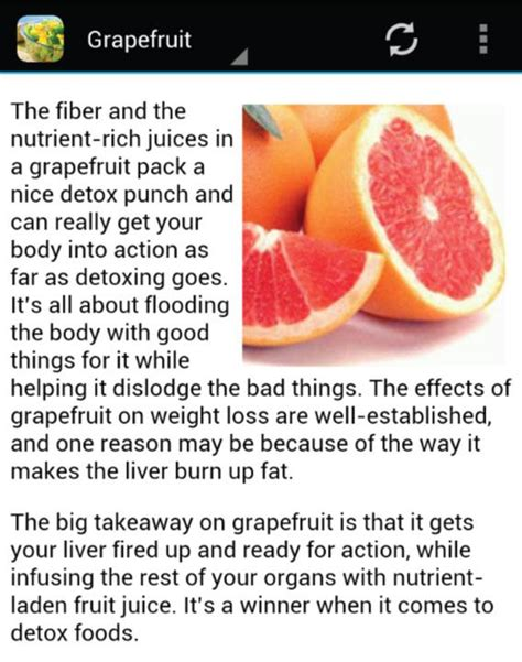 Detox Duties by Detox Foods Android Apps On Play