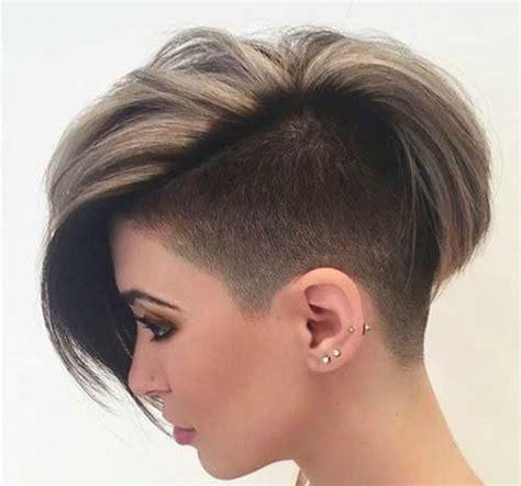 half pixie haircut 40 half shaved pixie cut pixie cut 2015